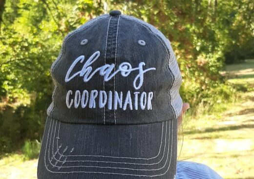 Chaos Coordinator Hat 2