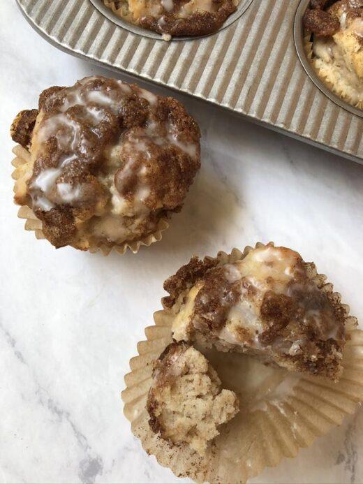 Cinnamon Roll Muffin Recipe