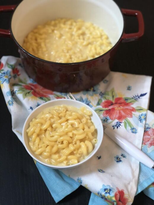 Stovetop -Macaroni-and-Cheese