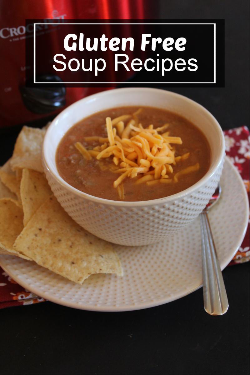 Gluten Free Soup Recipes
