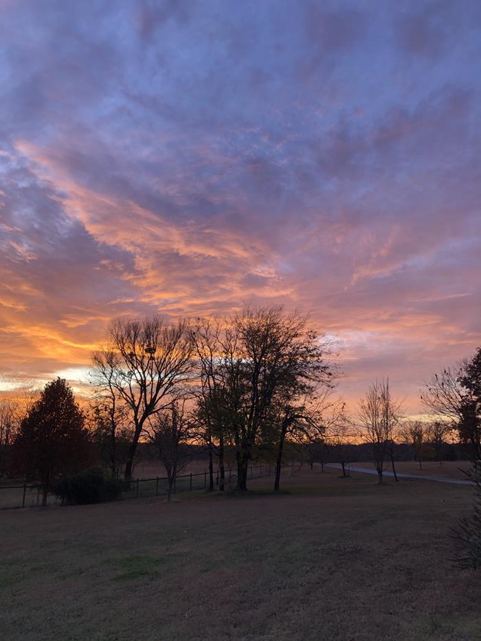 Everyday Adventures Oklahoma Sunset