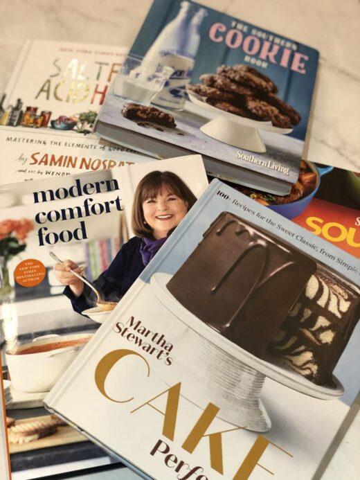 2020 Cookbooks