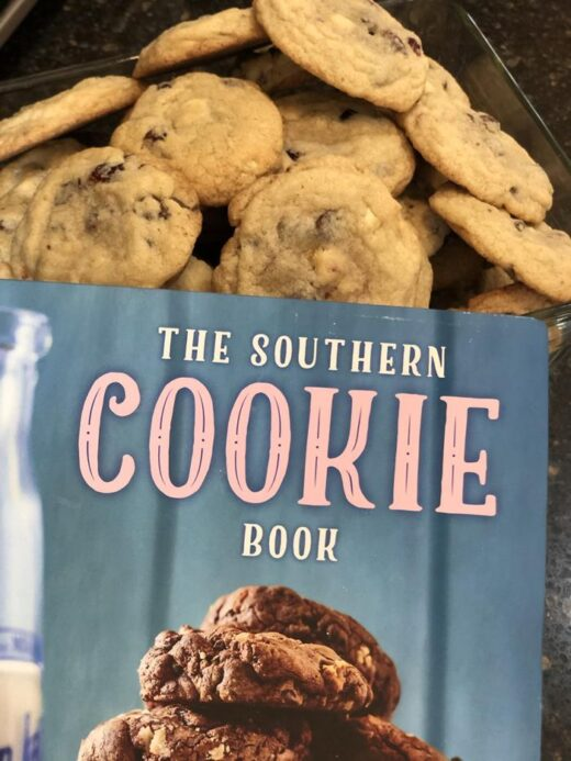 Cherry Chocolate Chip Cookies The Southern Cookie Book