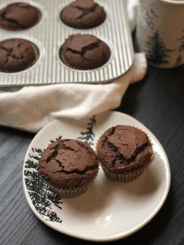 Chocolate Pudding Muffin Recipe Gluten Free