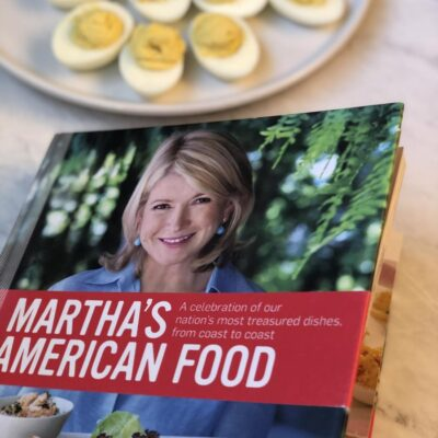 Martha Stewart's Deviled Eggs Martha's American Food