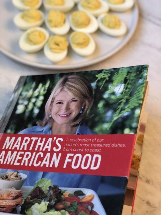 Martha Stewart's Deviled Eggs Martha's American Food