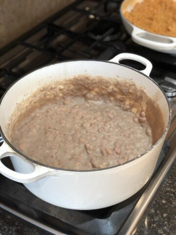 Refried Beans Recipe In Dutch Oven