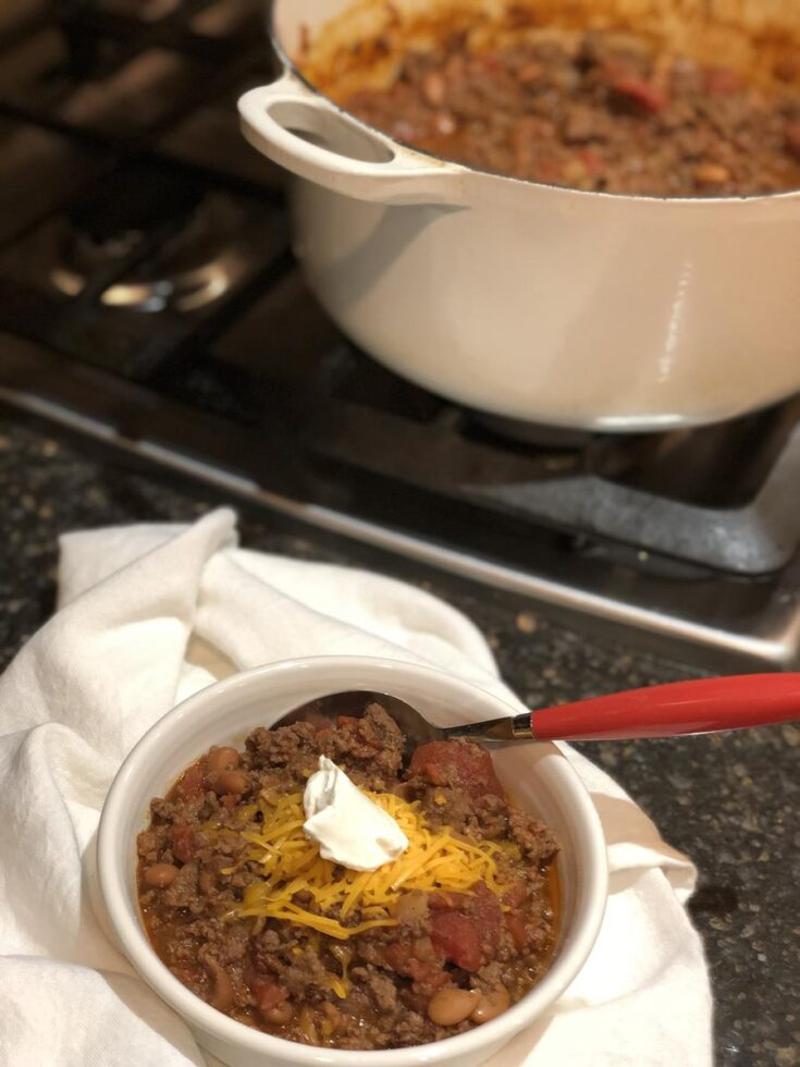 Martha Stewart's Chili Recipe