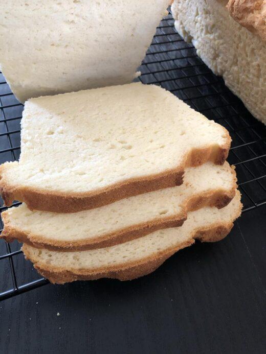 Gluten Free Sandwich Bread Sliced