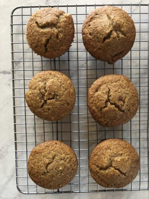Martha Stewart Applesauce Muffins