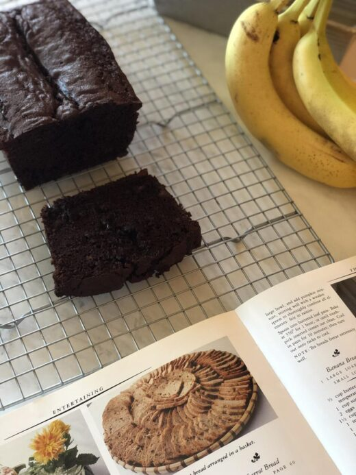 Martha Stewart's Chocolate Banana Bread and Cookbook