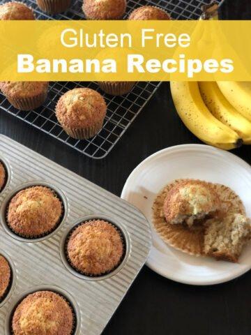 Gluten Free Banana Recipes