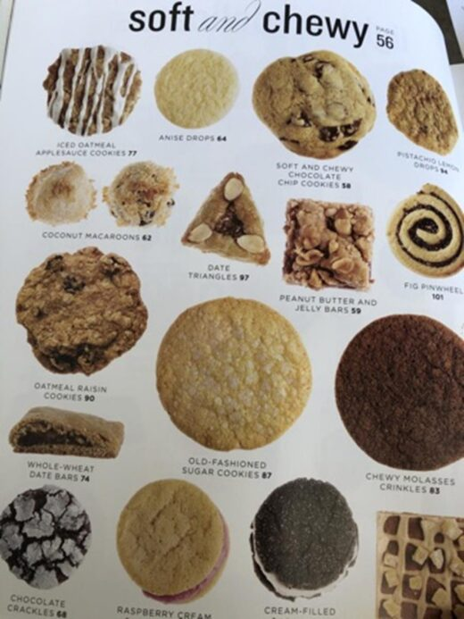 Martha Stewart Cookies Cookbook