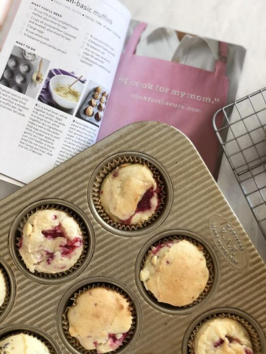 Martha Stewart's Better Than Basic Muffins Recipe
