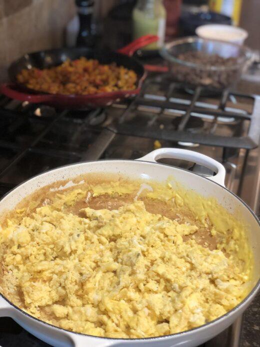 What's For Dinner Tonight Eggs