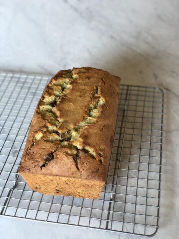 Martha Stewart Zucchini Applesauce Bread
