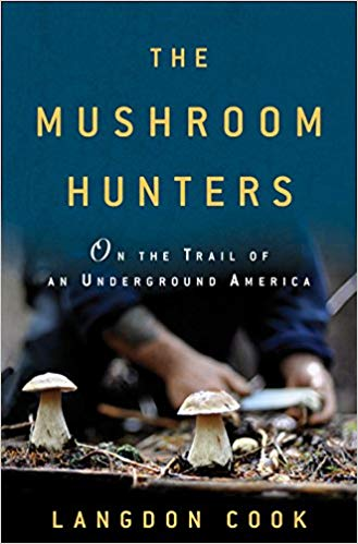 The Mushrooms Hunters book
