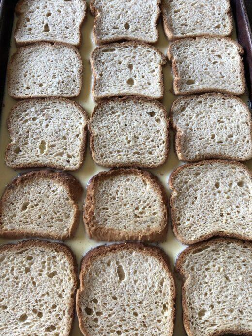 Martha Stewart's Classic French Toast bread